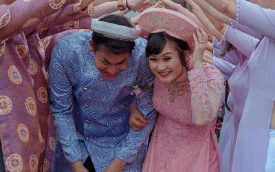 Ingin pernikahan menarik